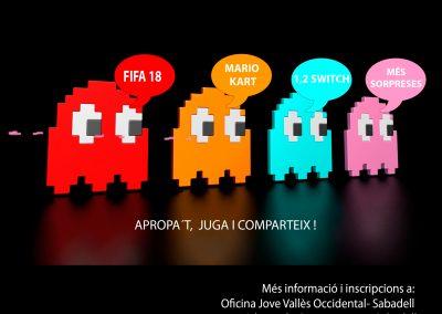 videojocs Sabadell