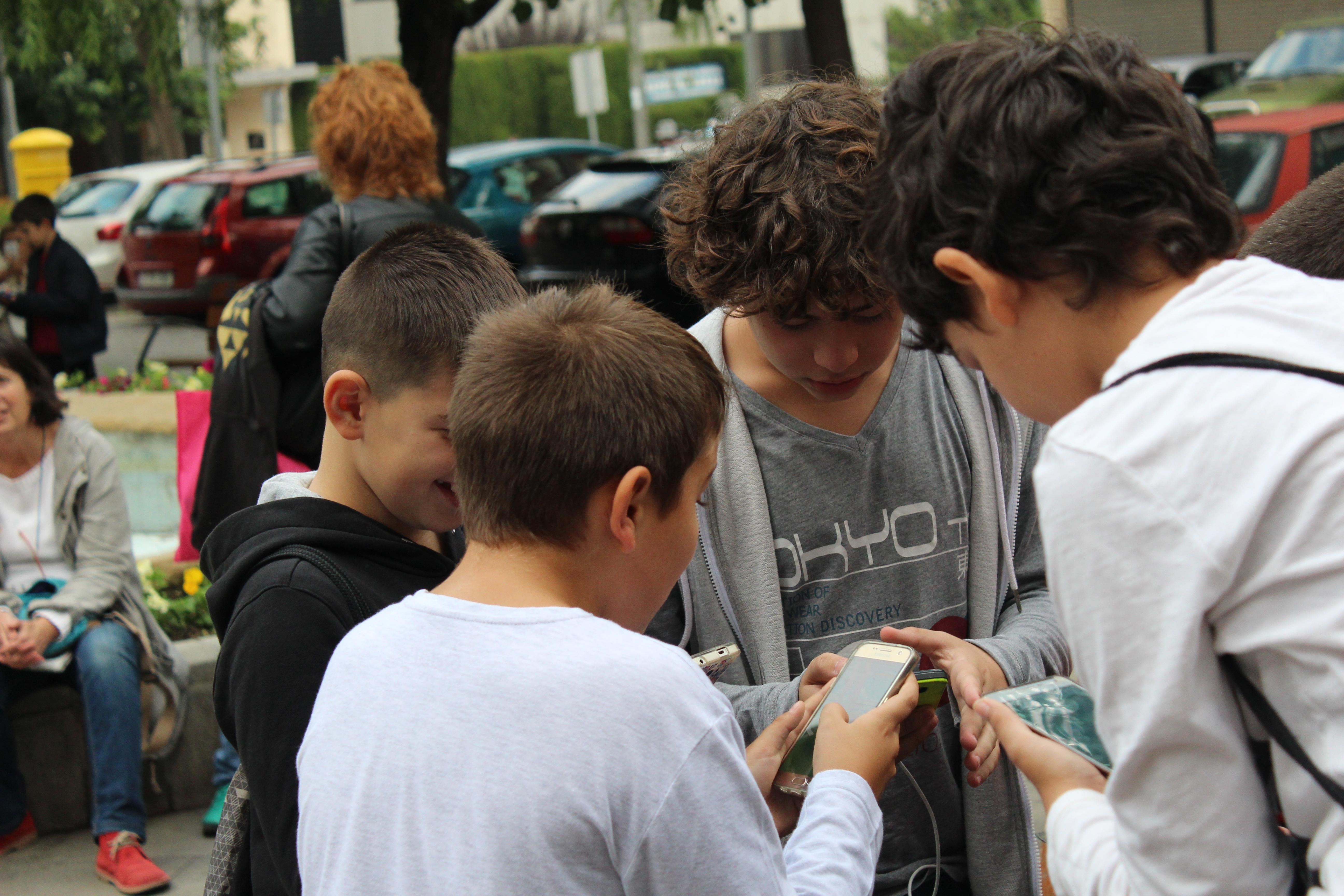 Éxito en la primera quedada Pokémon de Sant Andreu de la Barca