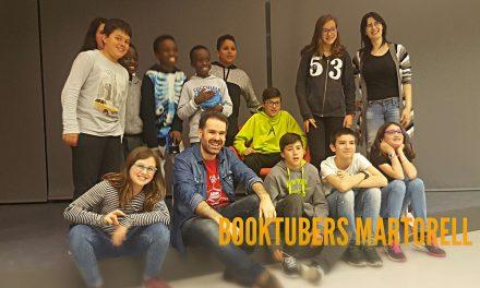 Biblioteca de Martorell amb #booktubers