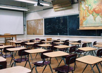 Escuelas y Ampas